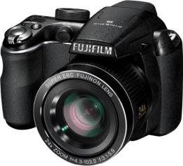 Fujifilm FinePix S3200 SLR-Digitalkamera, 14 Megapixel - 1