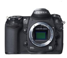 Fujifilm FinePix S5 Pro SLR-Digitalkamera (12 Megapixel) nur Gehäuse - 1