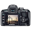 Olympus E-410 SLR-Digitalkamera (10 Megapixel, LifeView) Double Zoom Kit inkl. EZ1442 und EZ4015 - 1