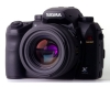 Sigma SD14 SLR-Digitalkamera (14 Megapixel) nur Gehäuse - 1