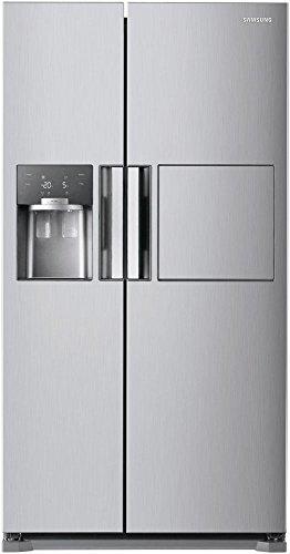 Samsung SBS7080 Side by Side / A++ / Kühlen: 359 L / Gefrieren: 184 L / Edelstahl Optik / NoFrost-Technik / LED-Display - 1